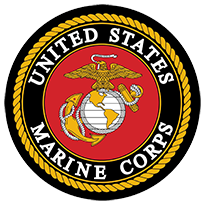 United States Marine Corp Badge